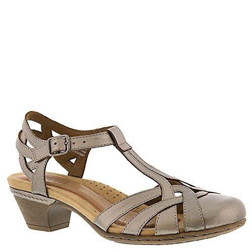 Rockport Cobb Hill Womens Aubrey Klänning Pump Tenn Läder