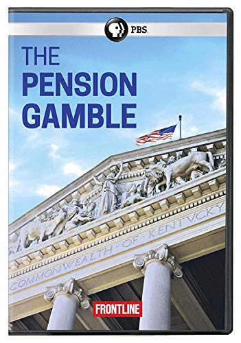 FRONTLINE: The Pension Gamble DVD