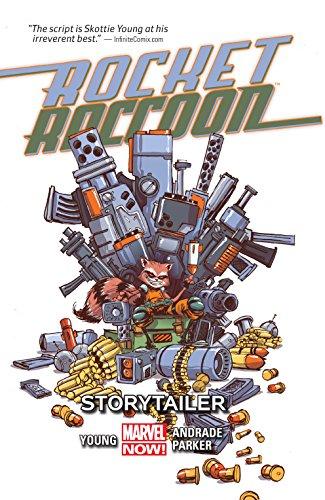 (Rocket Raccoon Vol. 2: Storytailer (Rocket Raccoon (2014-2015)))