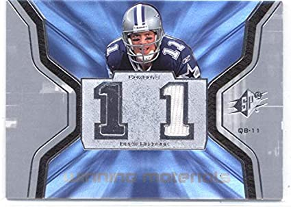 huge selection of abe61 1c7ae Amazon.com: 2007 SPx Winning Materials Jersey Number #WMDR2 ...
