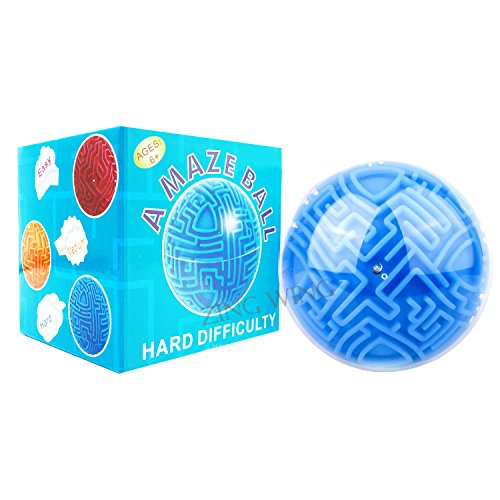 Puzzles for Adults Kids Ages 8-10,3D Puzzle Ball Magic Gravity Money Maze Ball Sequence Board Trouble Memory Game Brain Teasers for Adults Kids Money Puzzle Gift Boxes Toys