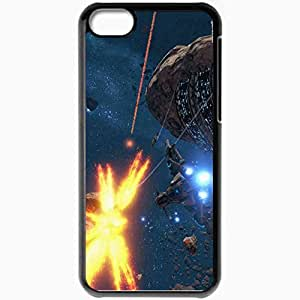 diy phone casePersonalized iphone 5/5s Cell phone Case/Cover Skin Star Conflict Blackdiy phone case