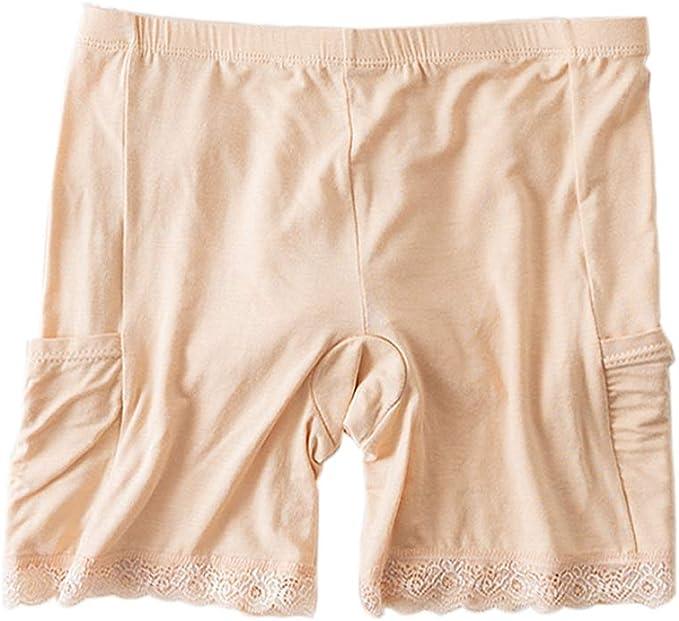 1 Pc Seguridad de los Pantalones Cortos del Nuevo del Verano sin ...