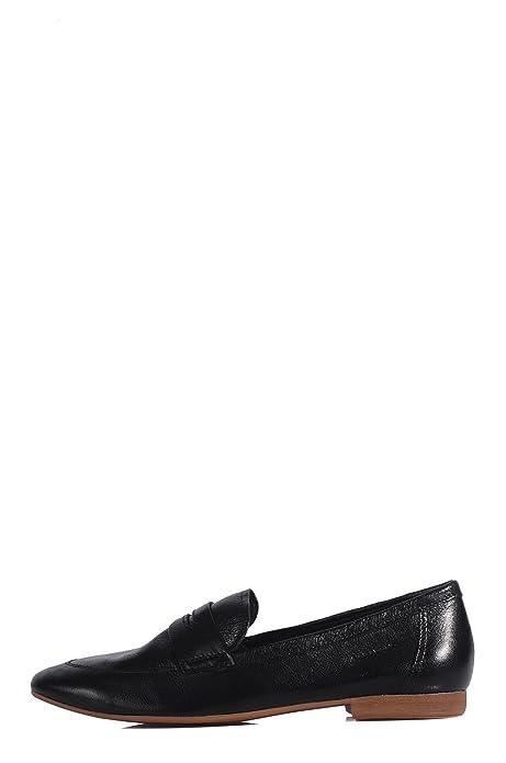 Vagabond Clara Mocassin Black - Mocasines Negros de piel Negro Size: 41: Amazon.es: Zapatos y complementos