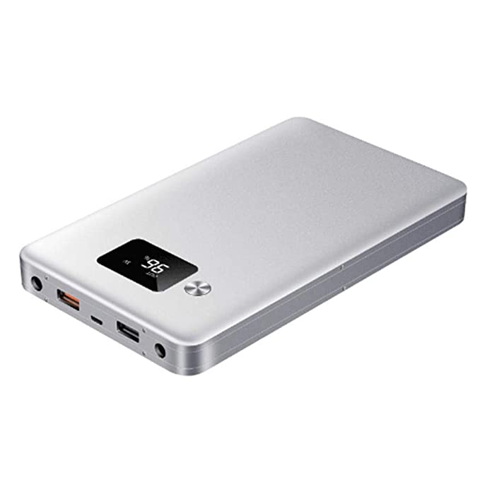 tingtin - Cargador portátil (60000 mAh, Salida Externa de batería ...