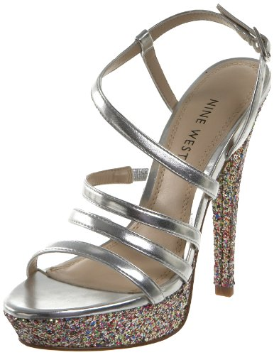 Nine West Women's Armcandy Platform Sandal