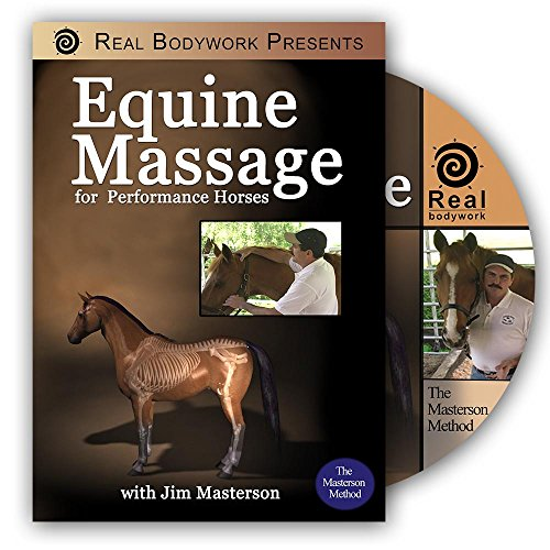 Equine Massage for Performance Horses DVD (Horse Massage)