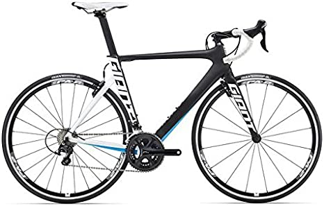 Giant Propel Advanced 2.28.Pulgadas Bicicleta Negro/Blanco (2016 ...