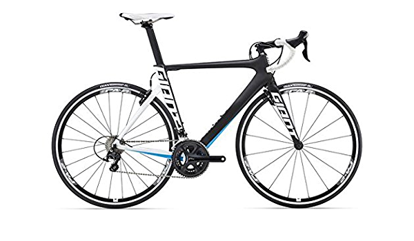 Giant Propel Advanced 2.28.Pulgadas Bicicleta Negro/Blanco ...