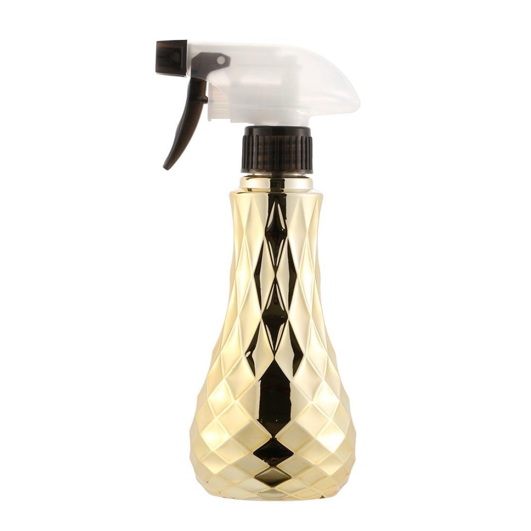 Kolylong 450ML Hairdressing Spray Bottle ✿ Salon Barber Hair Tools Water Sprayer Tools (A) Kolylong Women