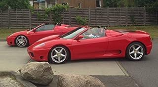 Ora con 33% sconto di natale. ESPERIENZA Buono regalo 30minuti Ferrari selber Fahren in Hannover–Auto Bild testato.