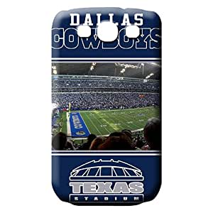 samsung galaxy s3 Classic shell Retail Packaging High Quality phone covers dallas cowboys