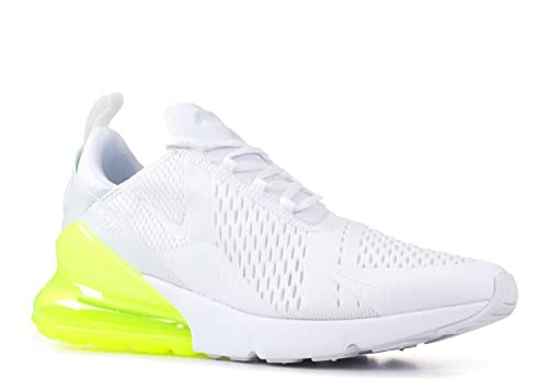 ec26ca6507 Amazon.com | Nike Air Max 270 White | Road Running