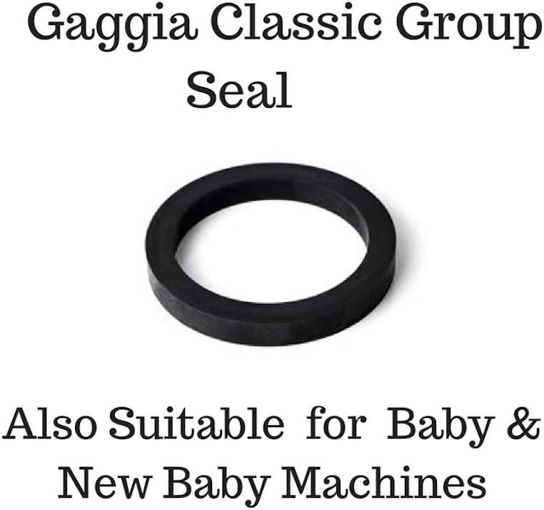 NG01//001 Kit di servizio completo EPDM Gaggia Classic Baby Tebe 8x O Ring Guarnizione Gruppo