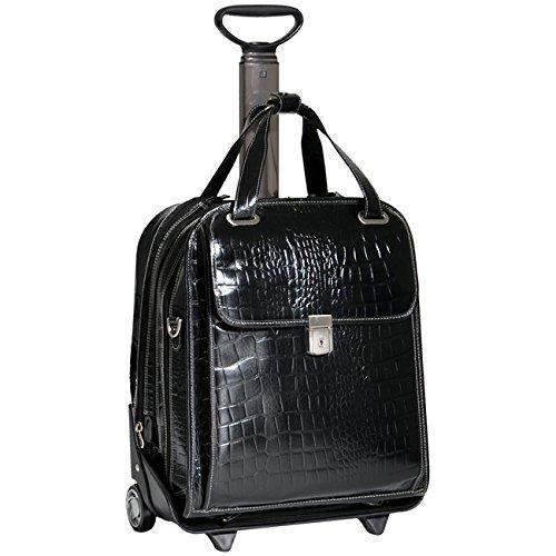 Siamod Amore Leather Duffel Bag - Cognac