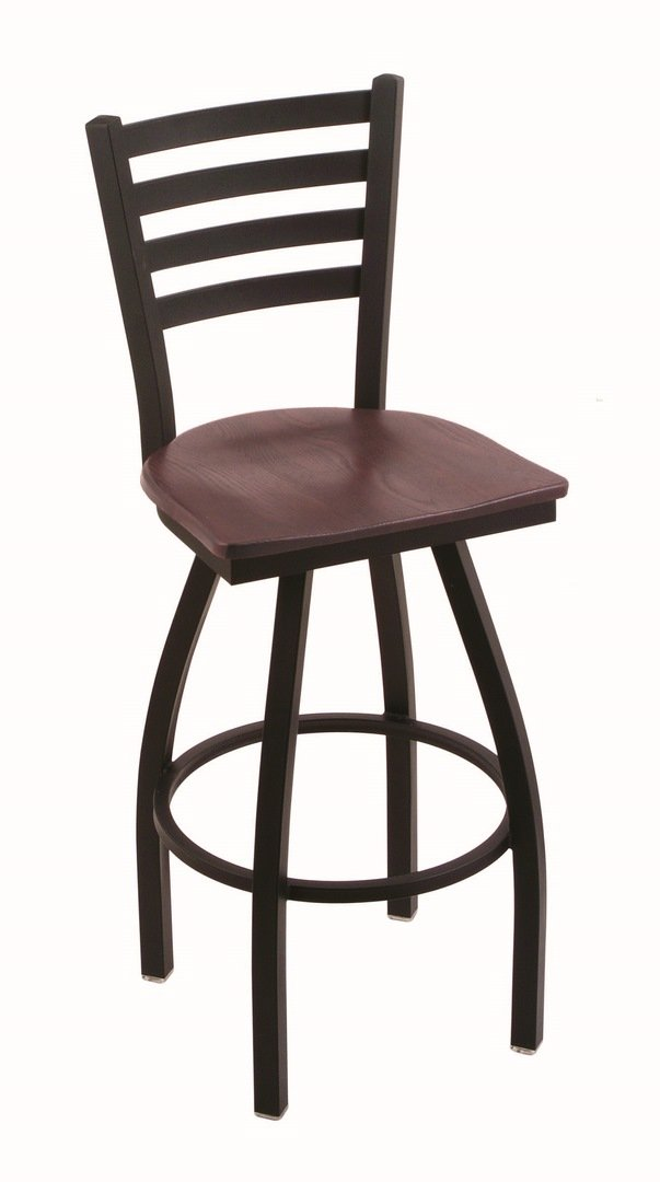 Amazon.com Holland Bar Stool Co. 410 Jackie 25  Counter Stool with Black Wrinkle Finish and Swivel Seat Allante Beechwood Kitchen u0026 Dining  sc 1 st  Amazon.com : counter stool swivel - islam-shia.org