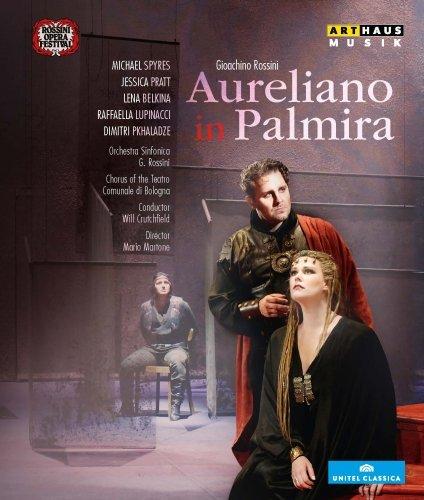 Aureliano in Palmira (Blu-ray)