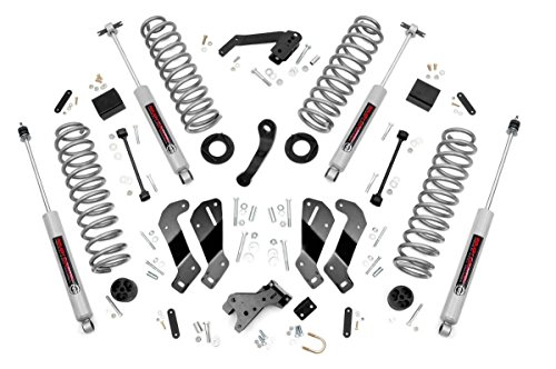 lift kit 2007 jeep - 5