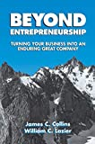 img - for Beyond Entrepreneurship: Turning Your Business into an Enduring Great Company book / textbook / text book