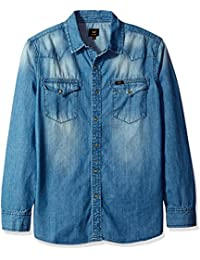 Men's Big and Tall Heritage Western Shirt
