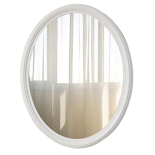 Espejo de baño Espejos de la vanidad montados en la Pared Espejo ...