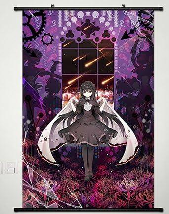 3832 Anime Mahou Shoujo Madoka Magica wall Poster Scroll