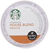 Starbucks House Blend, K-Cup for Keurig Brewers, 16 Count