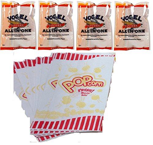 8 oz all in one popcorn - 4