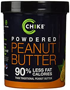 Chike Nutrition Peanut Butter, 6.2 Ounce