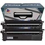 Triple Best Set of 2 TN436 TN-436 Black High Yield Compatible Toner Cartridges for Replacement of Brother TN436BK Toner Cartridge for HL-L8360CDW HL-L8360CDWT HL-L9310CDW MFC-L8900CDW MFC-L9570CDW