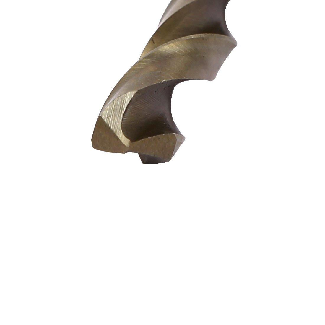 uxcell 6.4mm Drilling Dia Straight Shank HSS Cobalt Metric Twist Drill Bit Rotary Tool