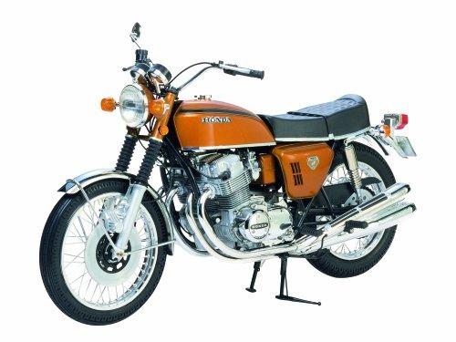 タミヤ 1/6 オートバイシリーズ No.1 ホンダ ドリーム CB750 FOUR プラモデル 16001