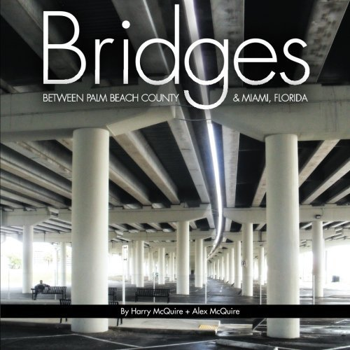 Bridges Between Palm Beach County and Miami Florida by Harry McQuire - Mall Palm Florida Beach