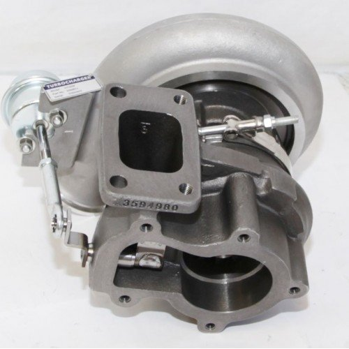 HY35W 3592811 Turbo charger fits 00-02 Dodge RAM 6BTA 215HP T3 Flange