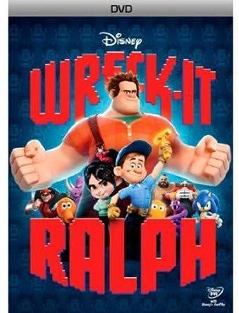 Amazon com: Wreck It Ralph: John C  Reilly, Sarah Silverman