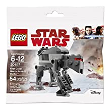 LEGO Star Wars - Mini First Order Heavy Assault Walker 30497 (Poly Bag, 54 Pieces)