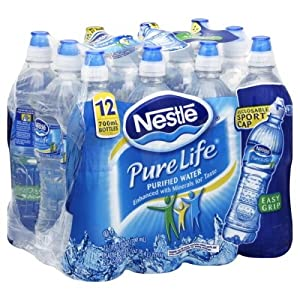 upc 068274543333 product image for Nestle Pure Life Water, 12 ct | barcodespider.com