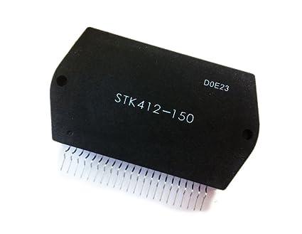 Amazon com : STK412-150 SANYO Original Audio Integrated Circuit +