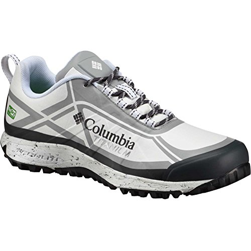 Columbia Conspiracy III Titanium ODX Eco Womens Walking Shoes White Lux omnLM2ma4v