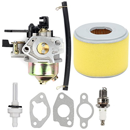 Butom New Carburetor Carb with Gasket Spark Plug Air Filter for Honda GX240 8.0HP GX270 9HP Engine Replaces (Honda Gx240 Carburetor)