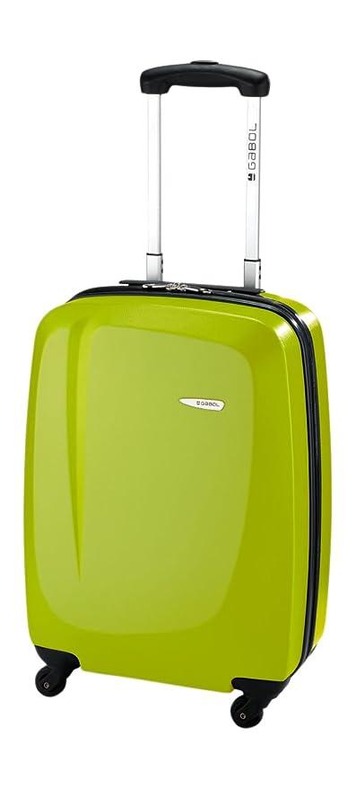 Amazon.com | Gabol Suitcase, pistachio | Suitcases