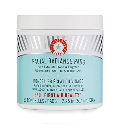 FAB First Aid Beauty Facial Radiance Pads - Pack of 60 GroceryCentre 219UK