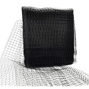 Bird Net Netting Protect Plants Fruit Trees Wire Mesh Protection Against for Birds, Deer Other Pests Reusable Fencing 7…