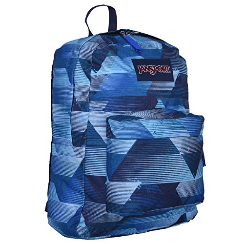JanSport Unisex SuperBreak Multi Fast Lines Backpack by JanSport (Image #3)
