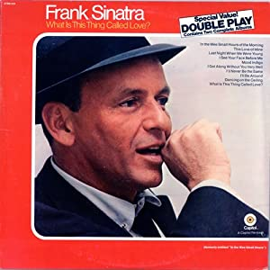Frank Sinatra What Is This Thing Called Love Amp The Night