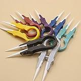 Wholesale Multifunction vaper DIY tool teflon ceramic tweezer Insulation Forceps for rda rba Vapor Twizer (mix color)