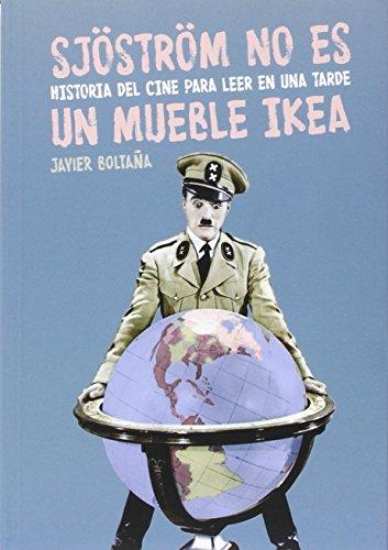 Descargar Libro Sjöström No Es Un Mueble Ikea Ramón Rodríguez García