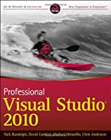 Professional Visual Studio 2010 Front Cover