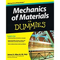 Amazon best sellers best strength of materials engineering mechanics of materials for dummies fandeluxe Gallery