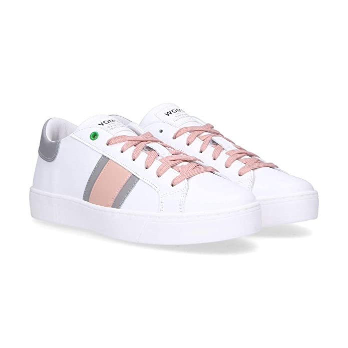 WOMSH Luxury Fashion Donna K190608 Bianco Sneakers